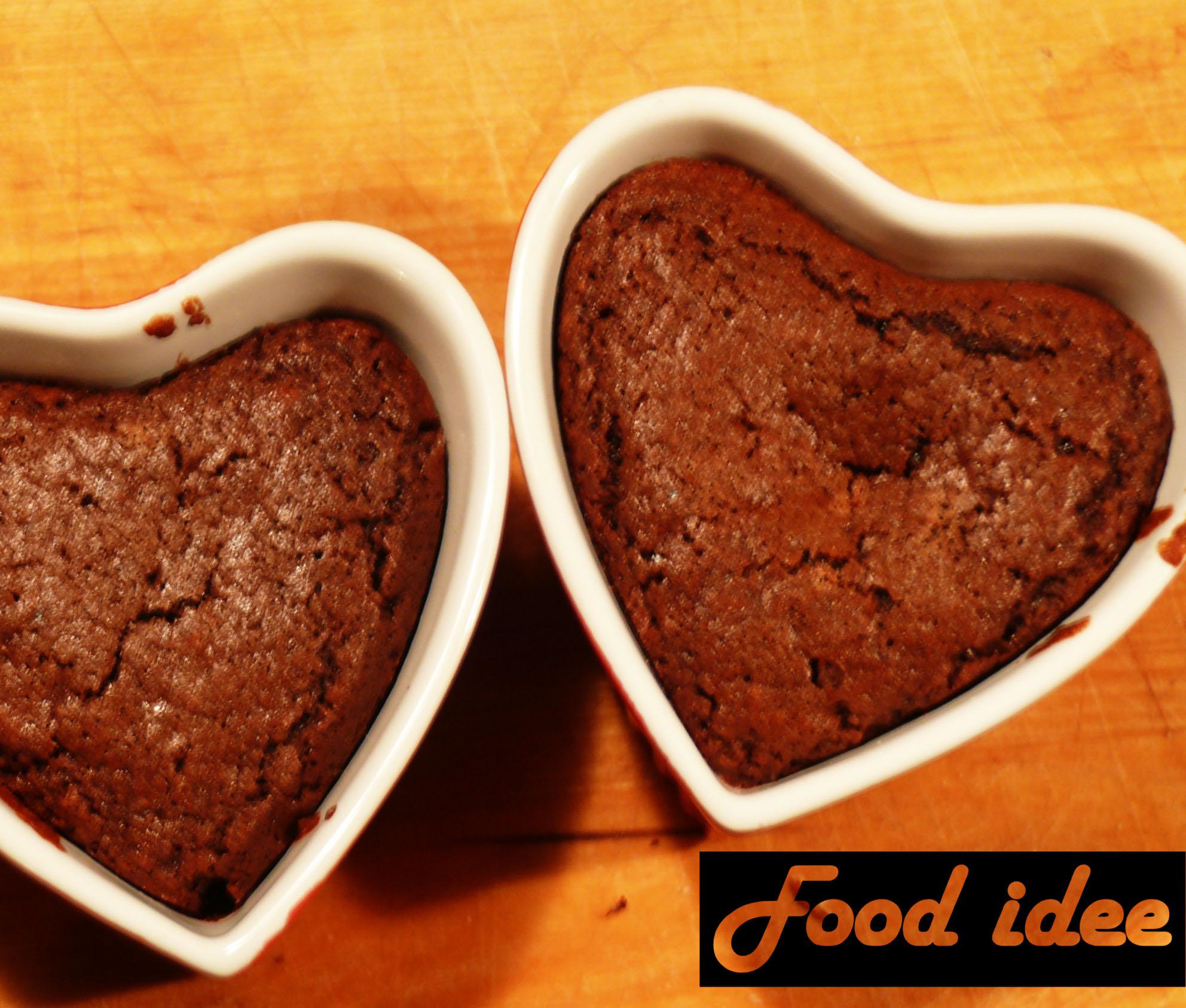 Glutenvrije chocolade muffin