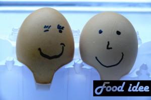 Blije eieren