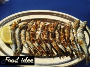 Spaanse sardines
