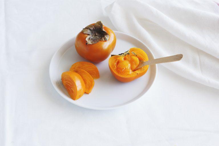 Hoe gezond is kaki fruit?