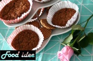 Gezonde havermout muffins met amandelmeel